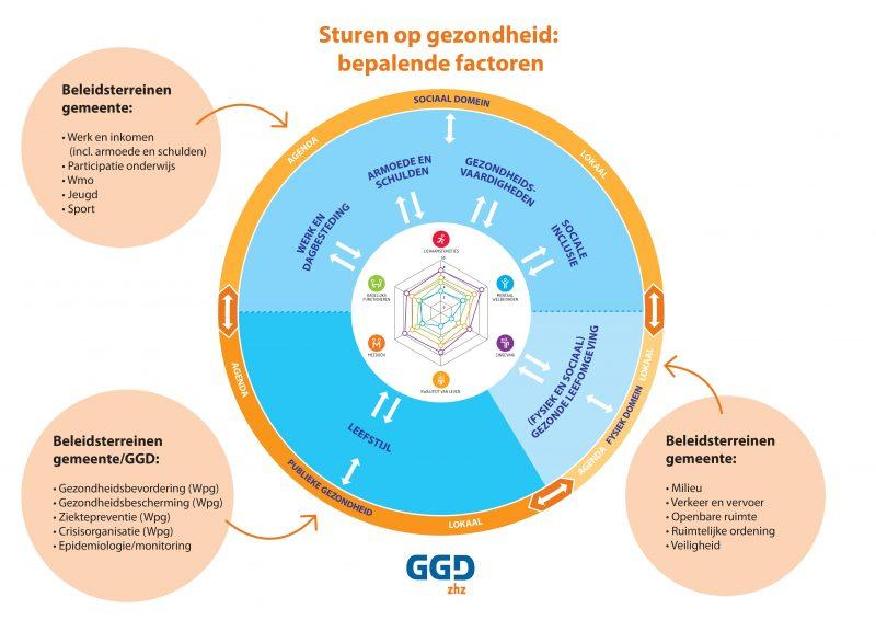 Gezondheidswinstmodel matrix GGZ